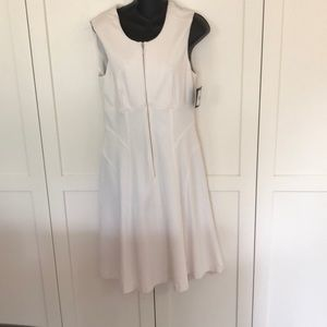 Nanette Lepore cream white dress, gorgeous